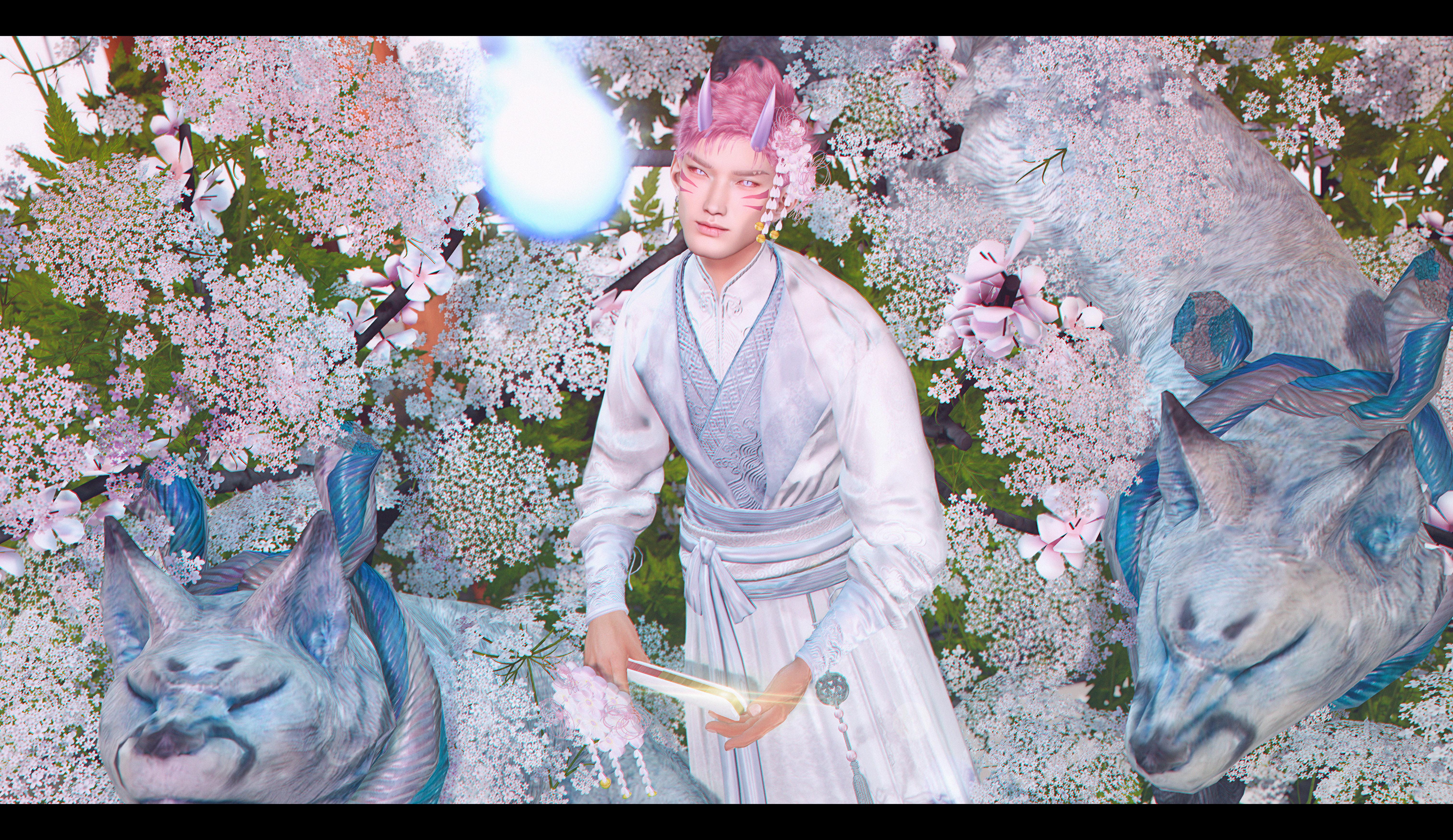 . the sapphire prince .