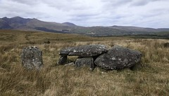 IMG_5197.  Megalithic Tomb near Lough Adoon,  Dingle Peninsula.  16thApril 2021.