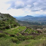 The Acrocorinth, Greee