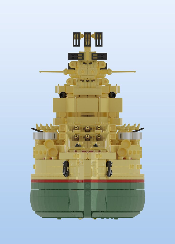 Heavy Cruiser Durandal Ortho