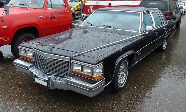 Cadillac Unknown black vl