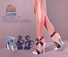 [Sheba] Claire Heels @Cosmopolitan Event