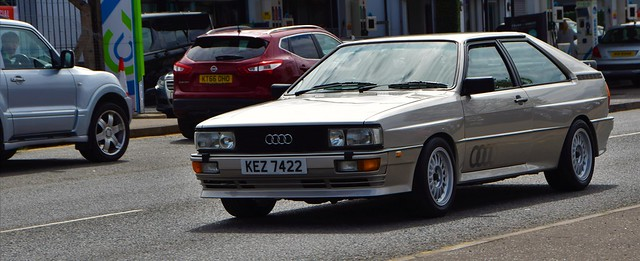 1984 Audi Quattro RHD
