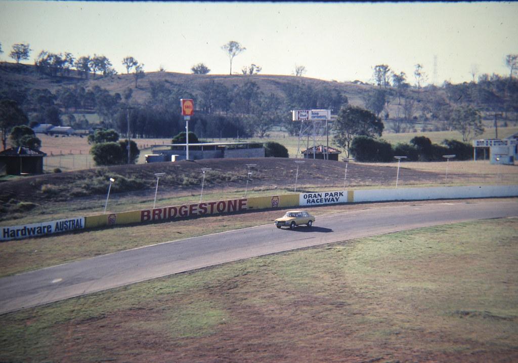 Oran Park Raceway Narellan, Sydney 1979