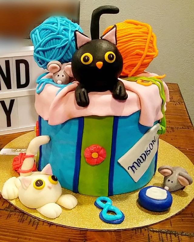 Cake by Bakeland Bakery
