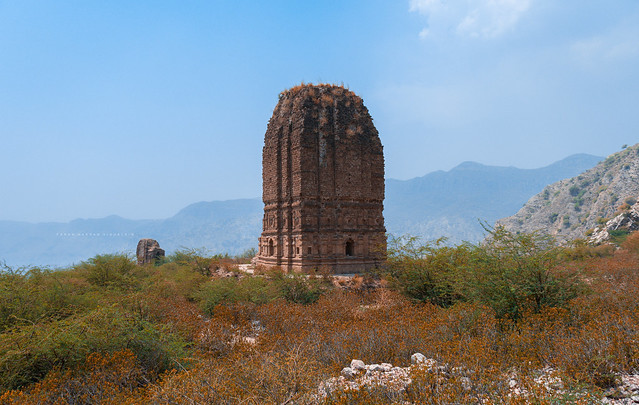 Ancient Amb Temples | 7th Century CE
