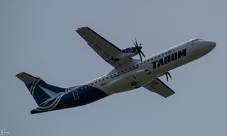 TAROM ATR 72-600 (F-WWEW YR-ATP MSN1565) (04/05/2021)