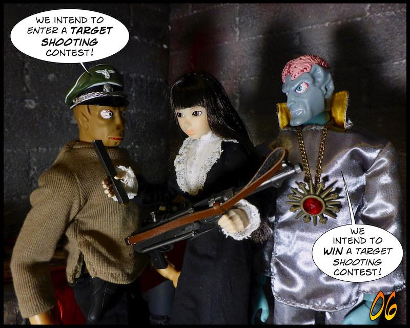 43rd Annual All England Retro Secret Agent, Assasin and Evil Villain Costume Contest 51157434834_6d571dd310_c