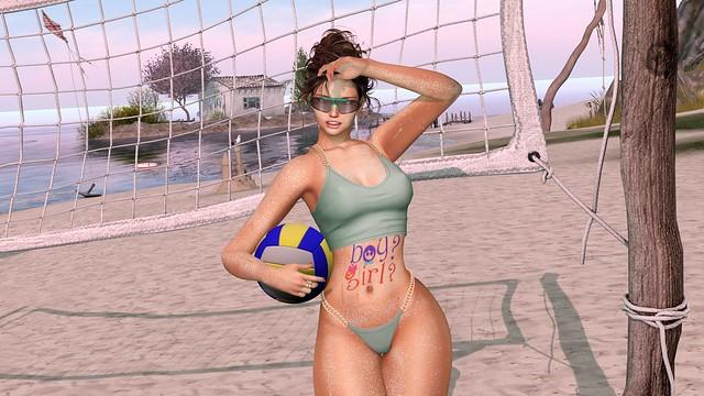 My Korner #561 - Volleyball Champ!