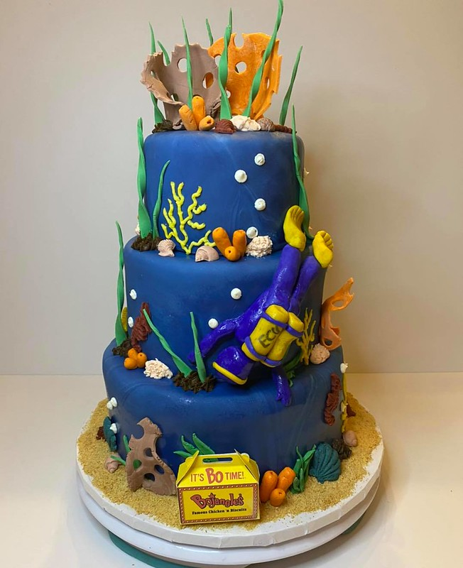 Cake by Sherry's Cake Creations