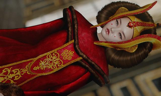 #142 - I am Queen Amidala.