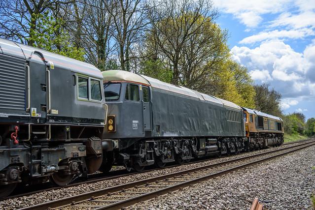 69001 (+66794 +66704), Sutton Coldfield