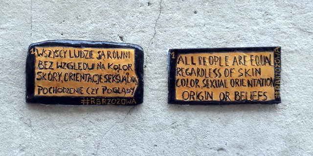 Republika Brzozowa, Wszyscy ludzie są równi