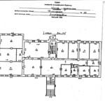 Философская улица, 29 А-3 - План 1 этажа PAPER600 [Вандюк Е.Ф.]