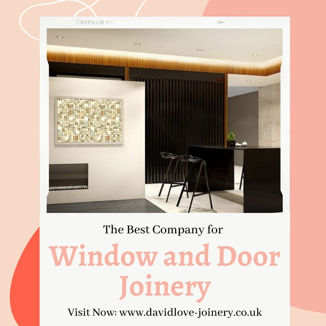 The Best Company for Window and Door Joinery!
