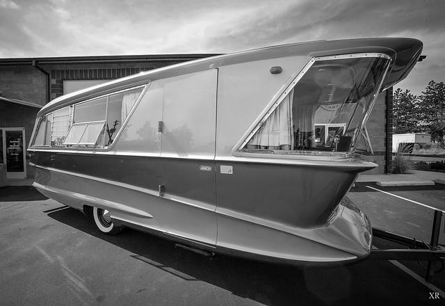 1959... streamlined trailer