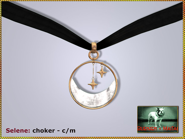 Bliensen - Selene - Choker