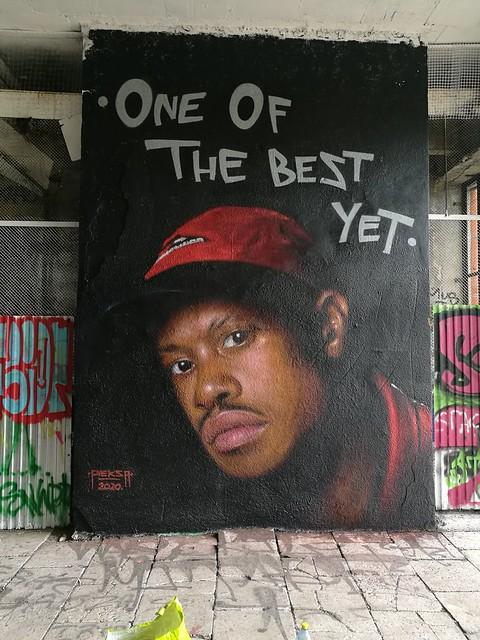 Pieksa, MC Guru z Gang Starr