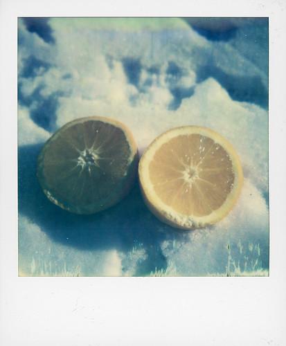 Givrés (les fruits) et expiré (le film) ...