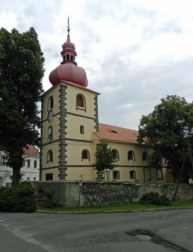 2012-06-30 Church in Blíževedly