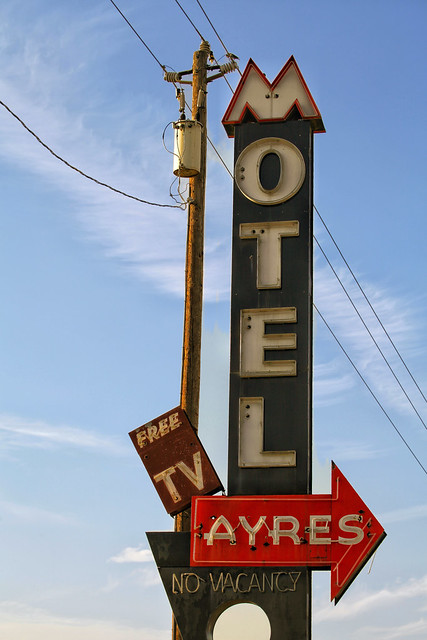 Ayres Motel (Explored)