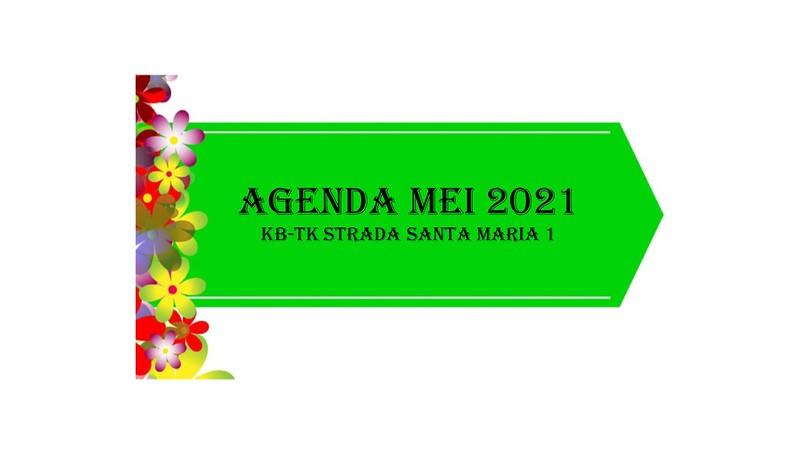 Agenda Bulan Mei 2021