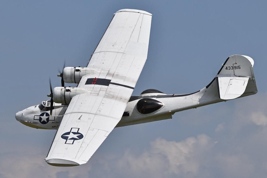 Consolidated PBV-1A Catalina '433915'