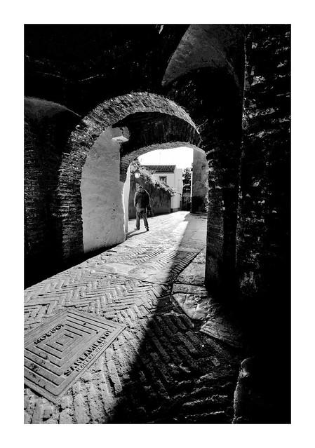 Sevilla - Barrio de Santa Cruz