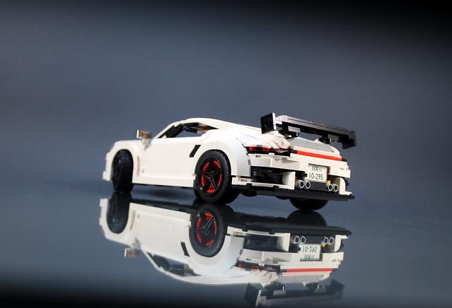 LEGO Porsche 911 Turbo S