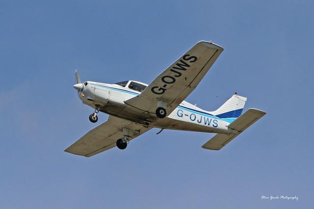 G-OJWS Untitled Piper PA-28-161 Warrior II Bristol Airport 02.05.2021