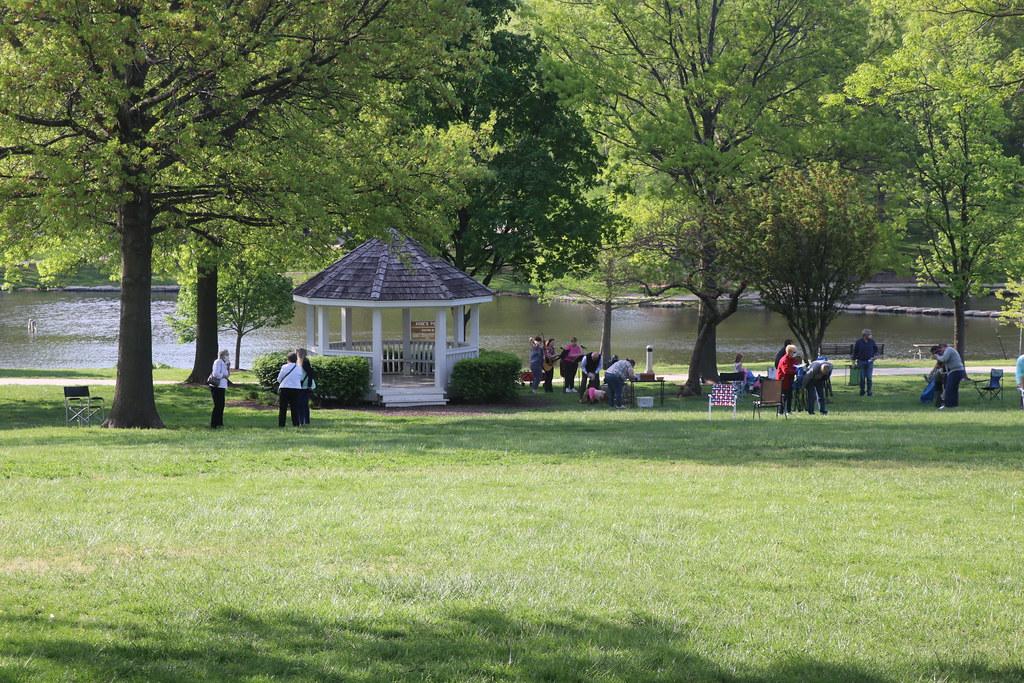 Lenexa UMC Worship in the Park