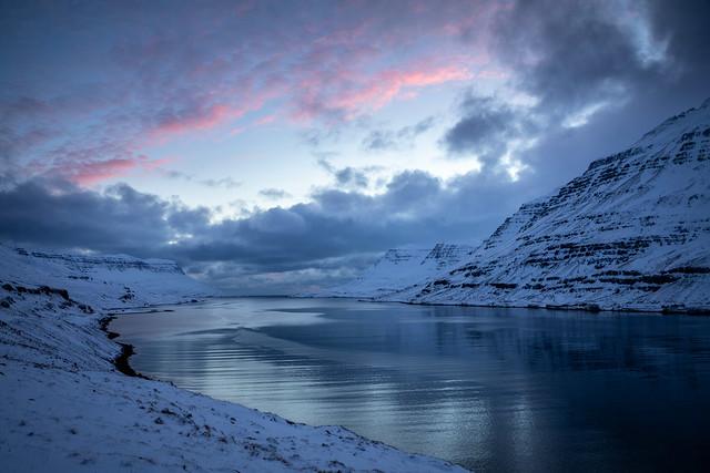 Sey∂isfjör∂ur, Islande