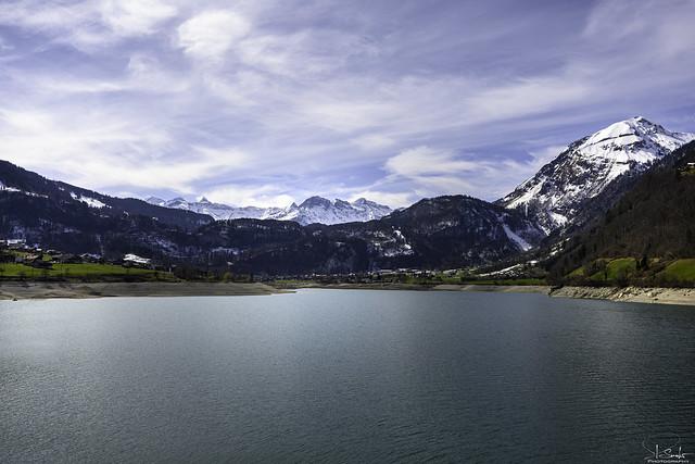 Lake and mountain view - Lungern - Obwalden - Switzerland