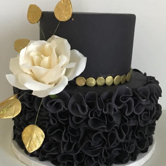 Cake by Sugar Rush Home Bakery