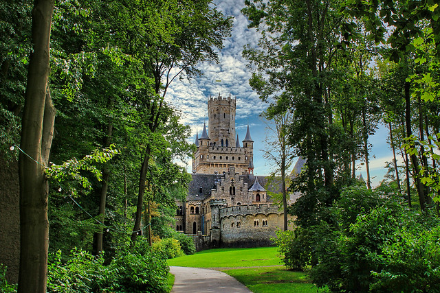 Castle Marienburg / Germany