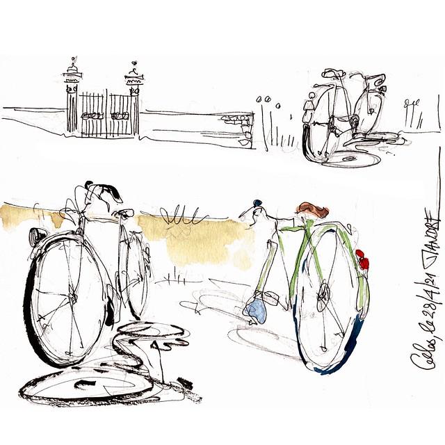 La croctoocyclette