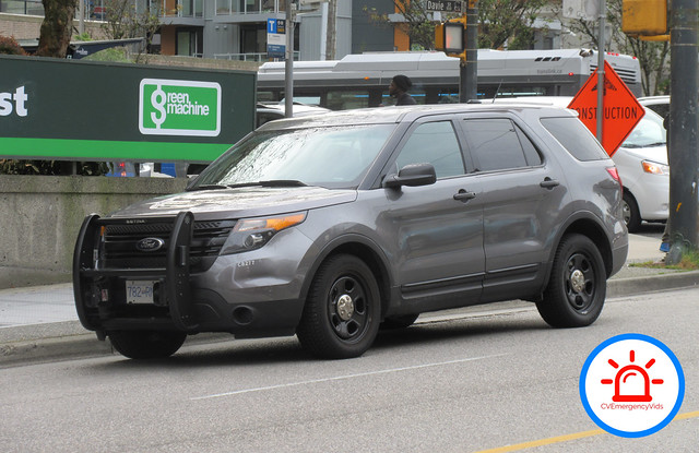 Vancouver Police C8277