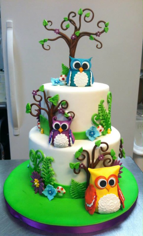 Cake by The Phoenix Bakery