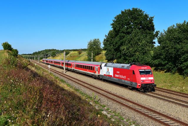 101 076-8 DB I RE 4029 I Vierkirchen (12915)