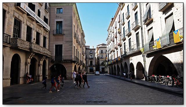 Plaça del Vi, Girona (el Gironès)