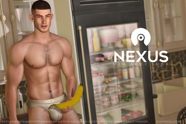 NeXus Men Body Shop