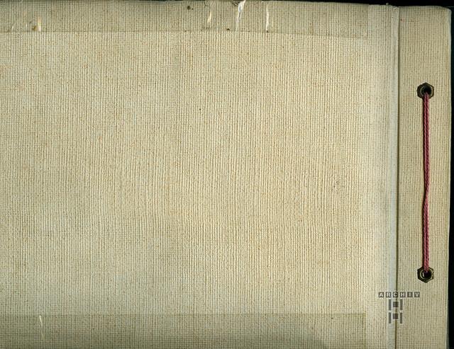 ArchivTappen23AAL3j611 Aufenthaltsorte, Albumeinabd (back), K.L.V., Österreich, 1930-1940er
