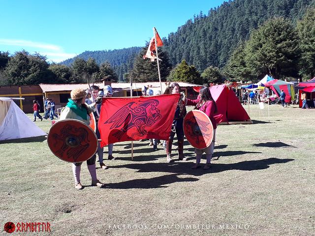 2018 Hirdmenn de Ormbitur Vikingos Mexico
