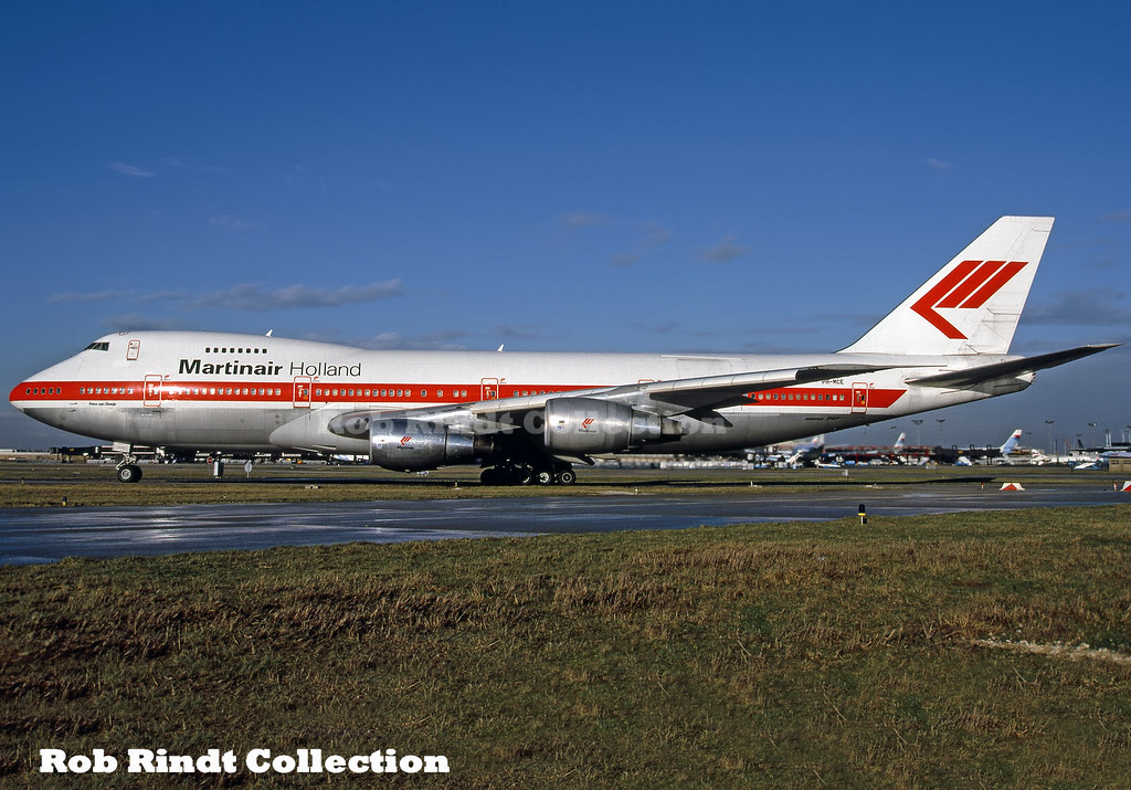 Martinair Holland B747-21AC/SCD PH-MCE