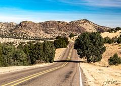 What a Drive - Davis Mountains, Texas