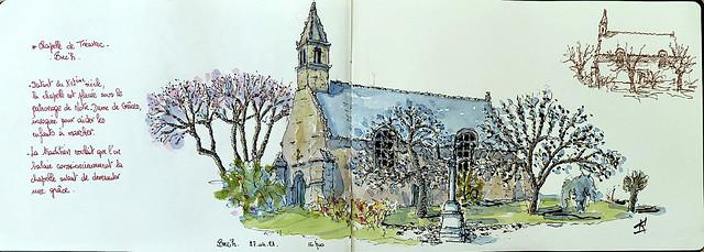 Chapelle de Tréavrec