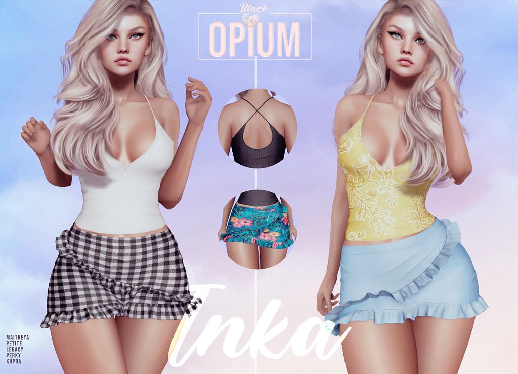 BlackOpium - Inka