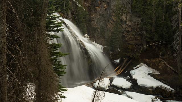 Chush Falls Oregon