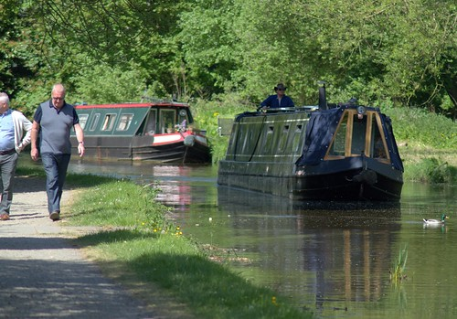 Life on the canal | by Tony Worrall