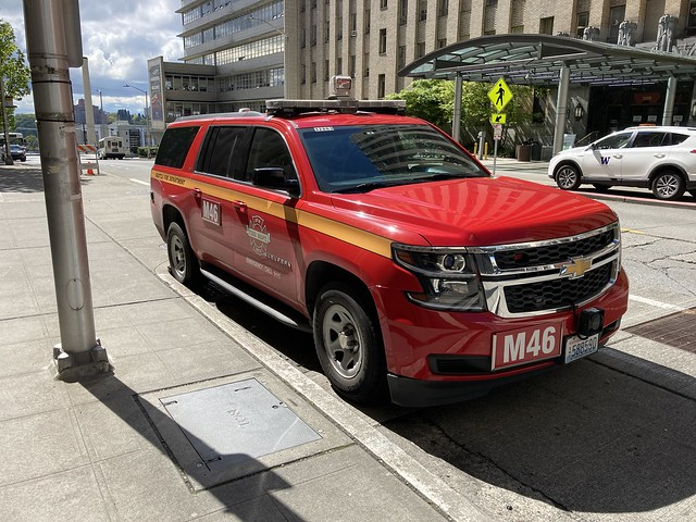 Seattle Fire Medic 46